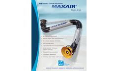 Maxair - Fume Arms Brochure