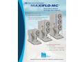 Maxiflo - Model MC - Pulse Cleaning System Cartridge Dust Collector Brochure