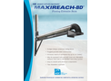 Maxireach - Model BD - Extension Boom  Brochure