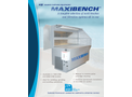 Maxibench - Downdraft Table Brochure