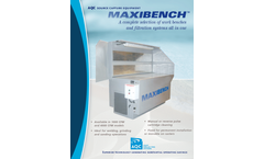 Maxibench - Downdraft Table Brochure
