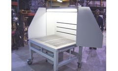 Maxibench - Downdraft Table