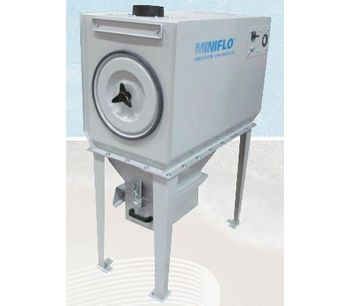 Miniflo - Single Cartridge Dust Collector