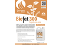 Biofat - Model 300 - Fertilizer Brochure