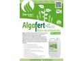 AlgaFert eco - Natural Hidrolizados Fertilizer Brochure