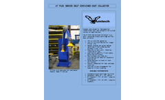 Amtech - Model Flex Series - Self Contained Dust Collector Brochure
