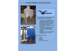 Amtech - Model ATH Series - Horizontal Cartridge Collector  Brochure
