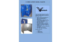 Amtech - Model AV Series - Autovent Weldcell Collector Brochure
