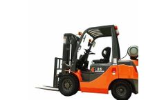 Correct Charging Method and Matters Needing Attention for Electric Forklift Truck