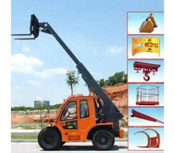 3.5T Telescopic Forklift