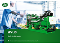 Avus - Model 550 to 2,000 kW - Combined Heat and Power Plant - Brochure