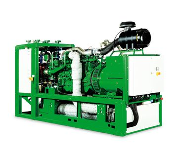 Agenitor - Model 75 to 450kW - Power Plant