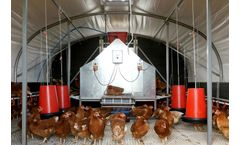 Agile - Model 4250 - Mobile Chicken Layer Housing