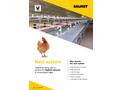 Salmet - Classic Nest Traditional Aviary System - Datasheet