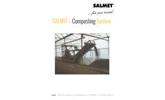 Salmet - Manure Composting Unit - Brochure