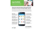Azuga FleetMobile - Fleet Tracking App - Datasheet