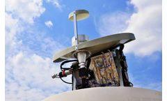 EML - Model WR-25XP - High Performance Mini X-Band Radar System
