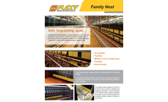 Flexy - One - Two Tier Central Group Nest with Automatic Egg Collection Brochure