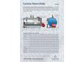 Cochran - Model ST25 - Steam Boiler - Datasheet