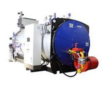 Cochran - Model ST28 - Steam Boiler