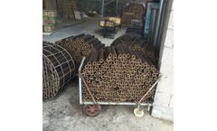 Structure introduction of the biomass briquettes extruder machine