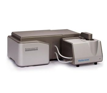 Bettersizer - Model S3 - Laser Particle Size and Particle Shape Analyzer