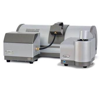 Bettersizer - Model 2600 - Laser Particle Size Analyzer