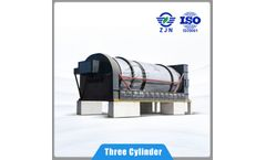 DDGS Dried Distillers Grains with Solubles Dryer - J09