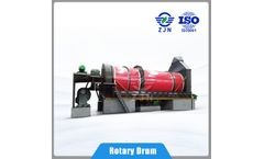 Papermaking Sludge Dryer - Model GLOBAL ZJN  - J09