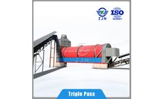 Pulp Dryer Manufacturers - Model GLOBAL ZJN  - J09