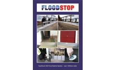 Nautilus - Model 200 - Commercial Flood Barriers  Brochure