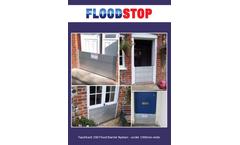 Nautilus - Model 200 - Flood Defence Barriers Brochure