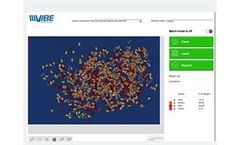 Grain Analyzer for Blendingsrice and grains mixtures