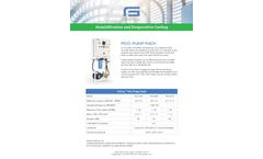 GoFog - Pico Pump Rack - Brochure