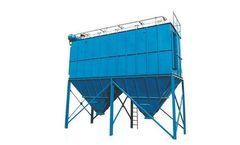 Model PPC - Air Box Pulse Bag Filter