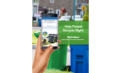 ReCollect - Multi-Community Waste Wizard Software Brochure