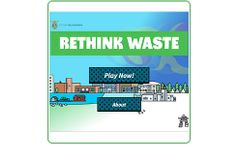 ReCollect - Waste Sorting Game Software