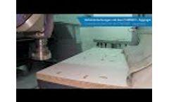 Multi-spindle head MULTI V3 CABINEO Video
