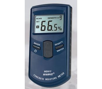 Sanpo - Model MD917 - Concreter Wall Moisture Meter