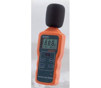 Sanpo - Model SL4200 - Sound Level Meter
