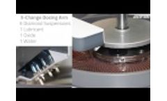 Grinding & Polishing Robot SAPHIR X-Change Video