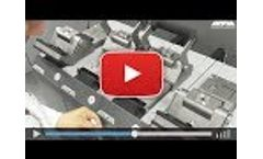 Hot Mounting Press OPAL X-Press - ATM - Video
