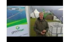 Greensun Solar Energy Tech. Co., Limited Solar Panels Video