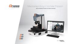 Qness - Model Q10 M - Micro Hardness Tester Brochure