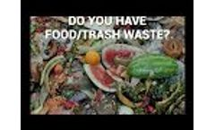 N.O.R.S. National Organic Recycling Systems - Turning Food Waste Into Revenue Video