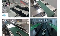 Magnetic Flux Leakage Testing Equipment