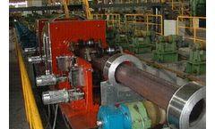 Drill Pipe Magnetic Flux Leakage Detector MFL-308