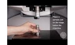 How To Set Up & Take a Basic Measurement on a ZYGO Nexview Optical Profiler Video