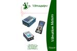Vibracord - Model FX - Vibration Meter Brochure