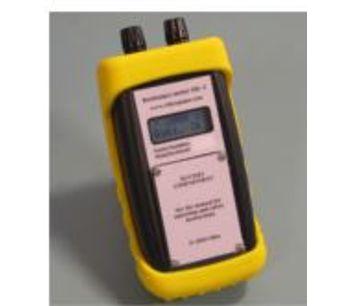 Vibraquipo - Model OD-3 - Resistance Meters
